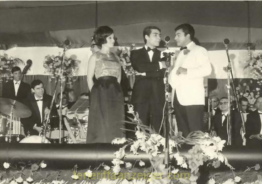 Festival del Atlántico, San Telmo -Februar 1966