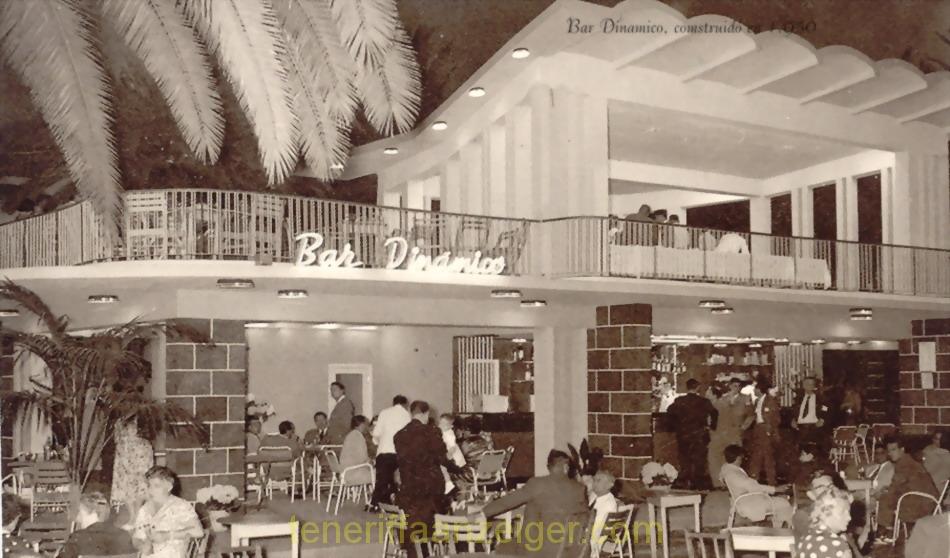 Bar Dinámico 1960