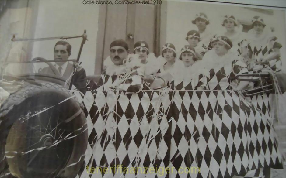 Carnavales 1910