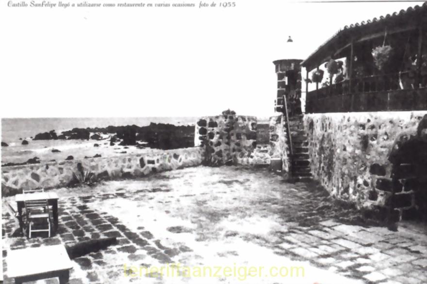 Castillo San Felipe 1955