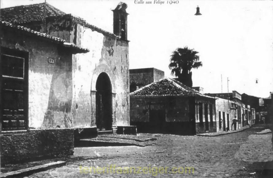 Iglesia Templo Parroquial Nuestra Señora de La Peñita 1940