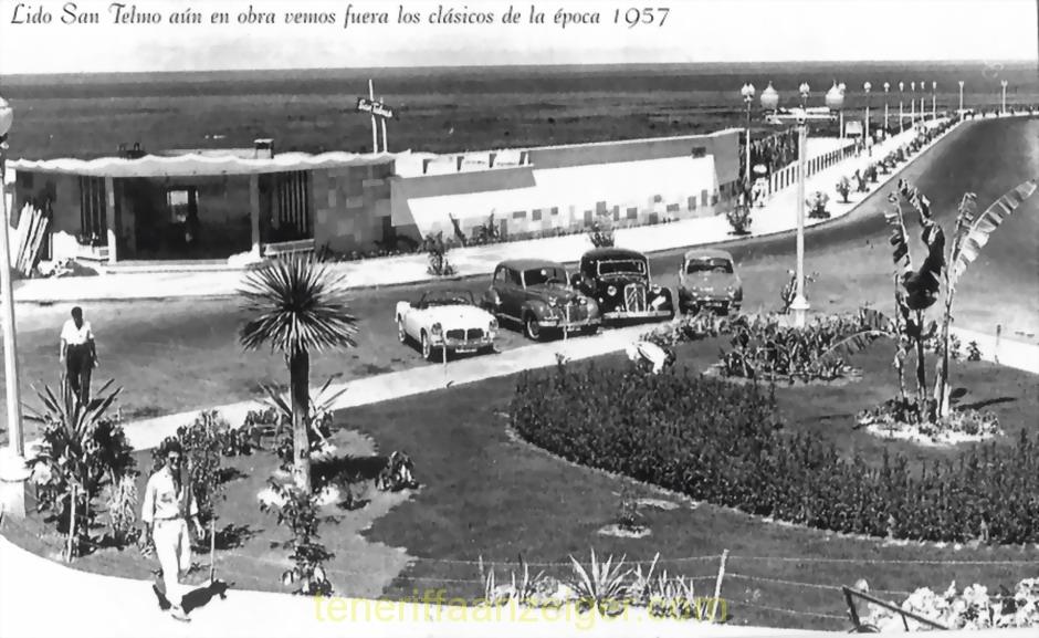 Lido San Telmo 1957