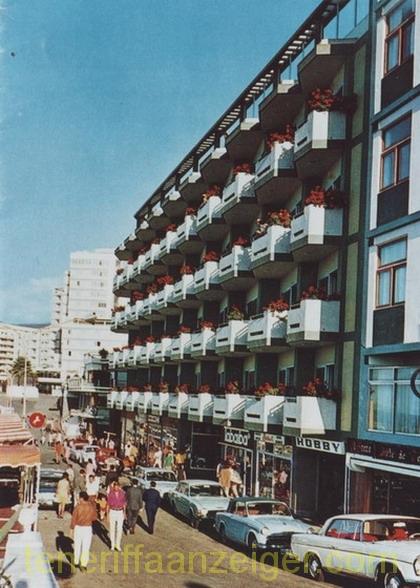 Paseo San Telmo 1972
