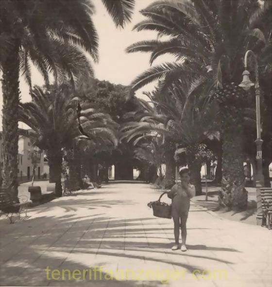 Plaza del Charco 1936