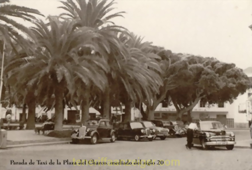 Taxis 1953