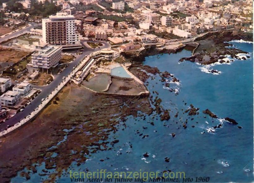 Puerto de La Cruz / San-Telmo 1960
